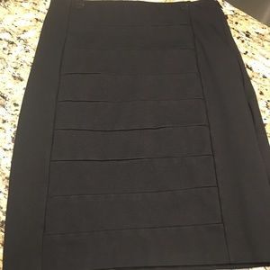 Tummy tuck pencil skirt